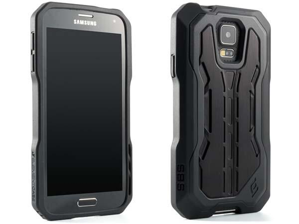 Element Case Recon Pro Black Ops Galaxy S5 Case