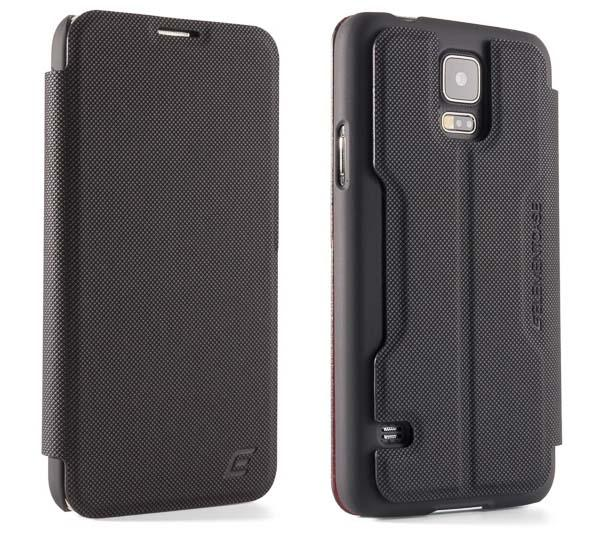 Element Case Soft-Tec Wallet Galaxy S5 Case