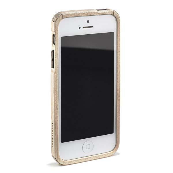 Grovemade Wooden Bumper iPhone 5s Case