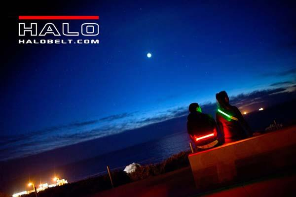 Halo Belt 2.0 LED Illuminated Satety Belt
