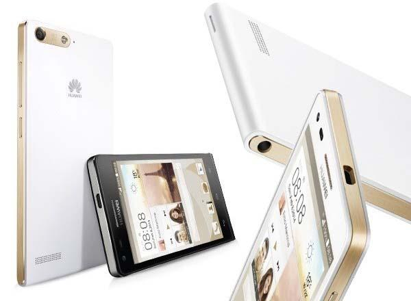 Huawei Ascend P7 Mini Android Phone Announced