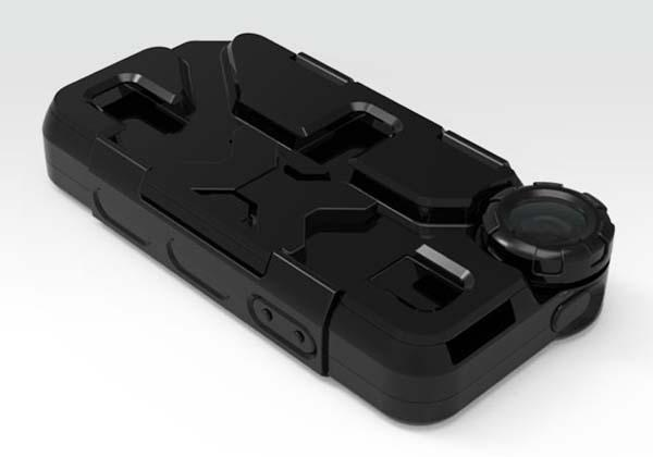 iXtreme Waterproof iPhone 5 Case with X-Clip Mounting System