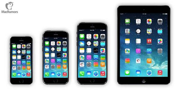 Leaked Schematics Based iPhone 6 Renderings