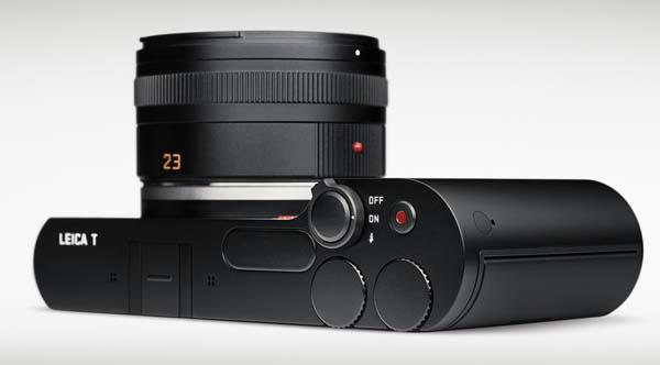 Leica T Mirrorless Camera Announced