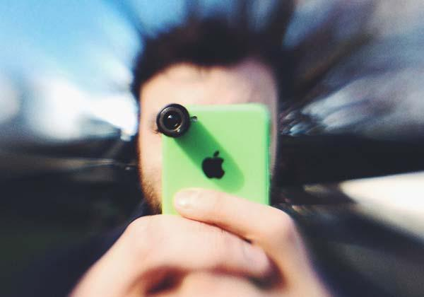 Lensbaby Creative Focus Lens for iPhone