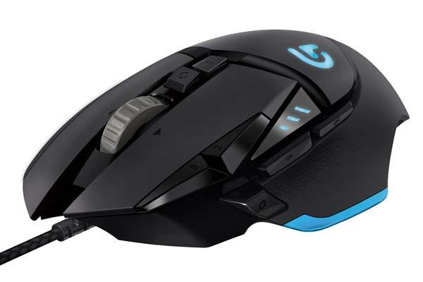 Logitech G502 Proteus Core Tunable Gaming Mouse Announced