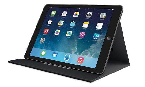Logitech Turnaround iPad Air Case with Rotating Frame