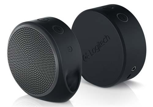 Logitech X100 Portable Bluetooth Speaker