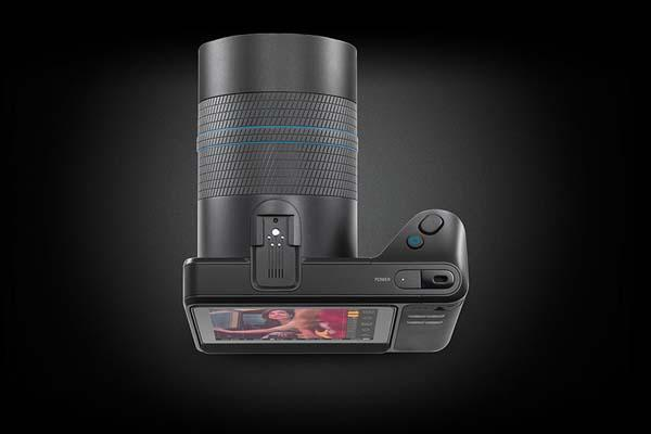 Lytro Illum Light Field Camera Announced