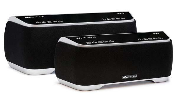 Musaic WiFi and Bluetooth Wireless Speaker
