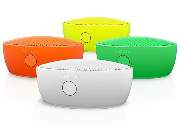 Nokia MD-12 Bluetooth Mini Speaker Announced