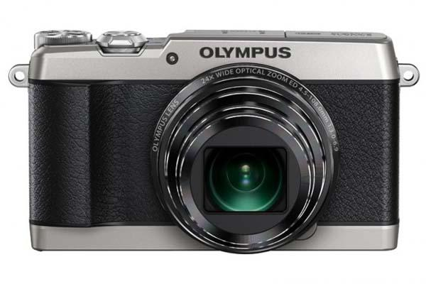 Olympus Stylus SH-1 Long-Zoom Camera with Mechanical 5-Axis Stabilization Announced