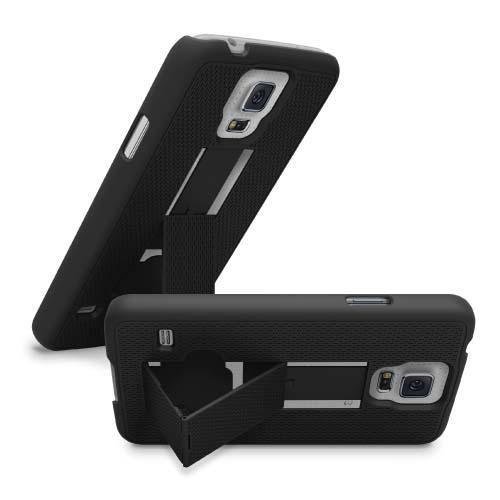 PureGear Galaxy S5 Case with Kickstand and Holster