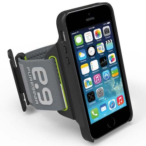PureGear PureMove Sports Armband for iPhone 5/5s/5c