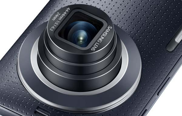 Samsung Announced Galaxy K Zoom Camera Specialized Smarrphone with 10x Optical Zoom