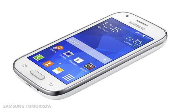 Samsung Galaxy ACE Style Android Phone Announced