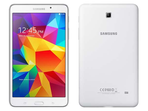 Samsung Galaxy Tab4 Android Tablet Series Announced