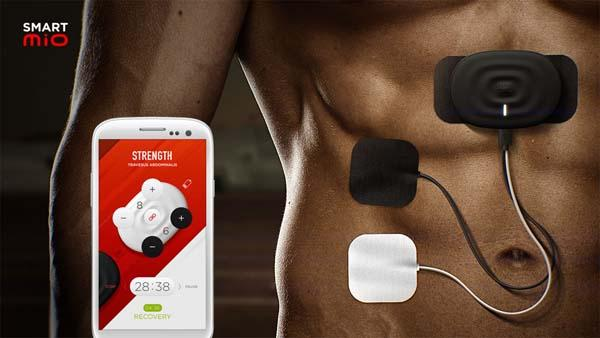SmartMio Smart Wearable Sports Muscle Stimulator