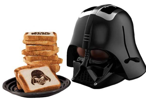 Star Wars Darth Vader Inspired Toaster