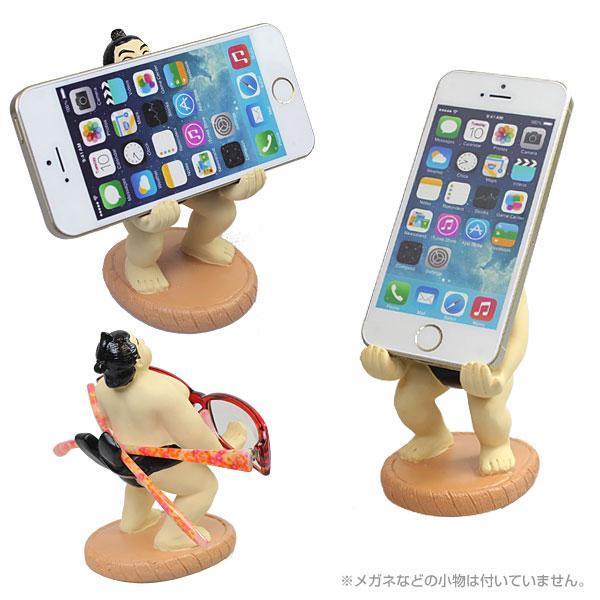Sumo Wrestler Phone Stand