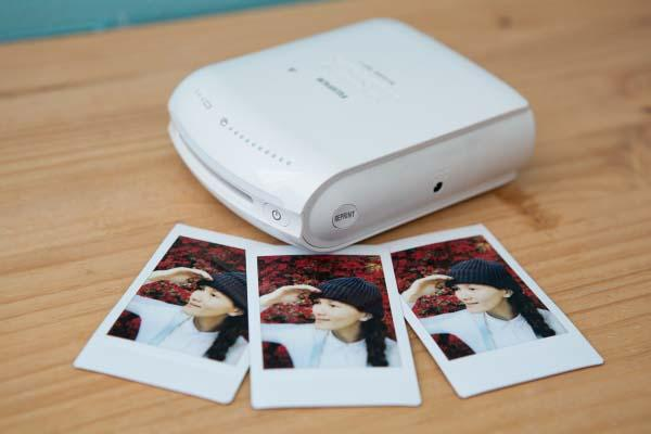 The App Controlled Wireless Fujifilm Instax Printer