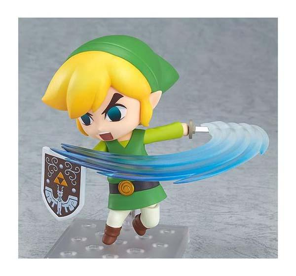 The Legend of Zelda Link Nendoroid Action Figure