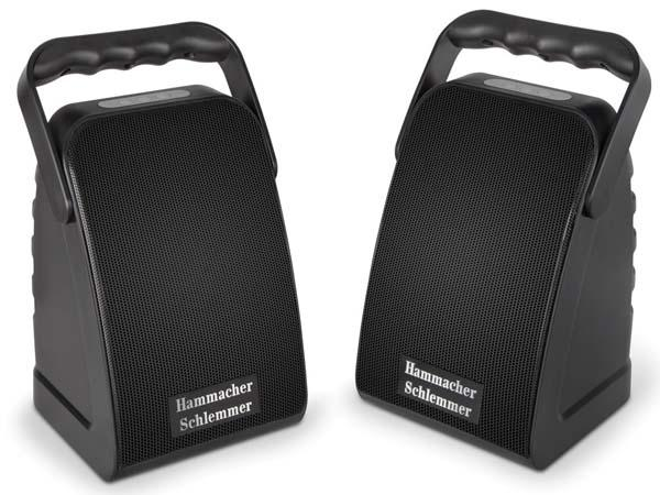 The Long Range Stereo Wireless Speaker System