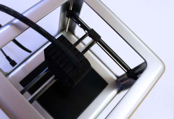 The Micro Consumer Grade Portable 3D Printer