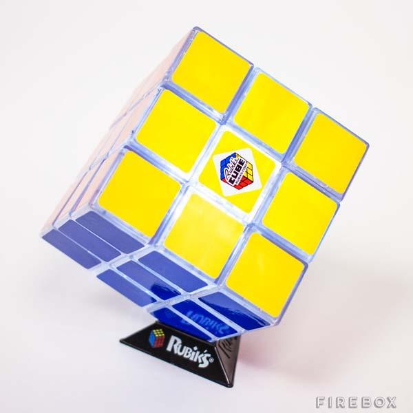 The Playable Rubik's Cube Light
