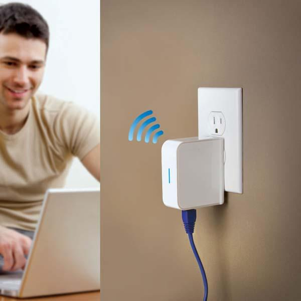 The Portable WiFi Signal Booster and Wireless Router