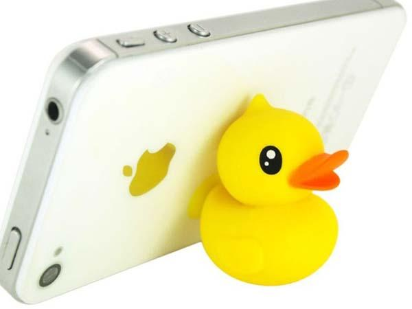 The Yellow Duck Phone Stand