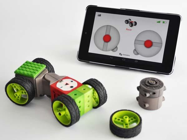 TinkerBots App Controlled Robotic Building Set
