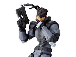Revoltech Metal Gear Solid Snake Action Figure