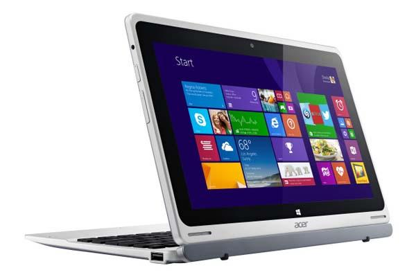Acer Aspire Switch 10 2-In-1 Windows 8.1 Tablet with Keyboard Dock