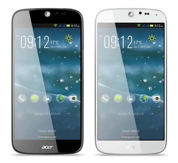 Acer Liquid Leap Fitness Tracker and Bundled Liquid Jade Smartphone Announced
