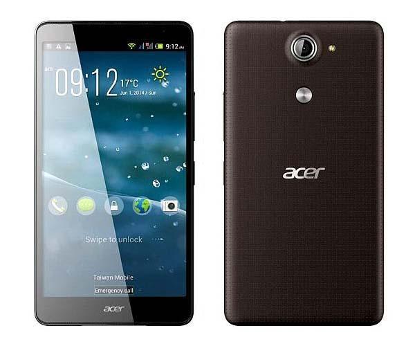 Acer Liquid X1 LTE Smartphone