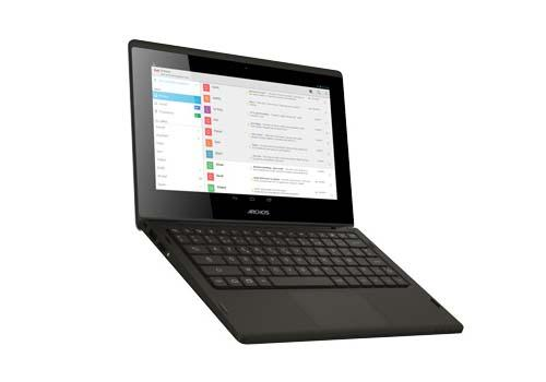 Archos ArcBook Android Laptop