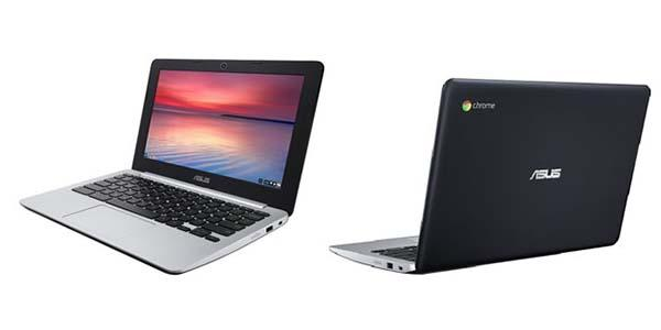 ASUS C200 and C300 Chromebooks Announced
