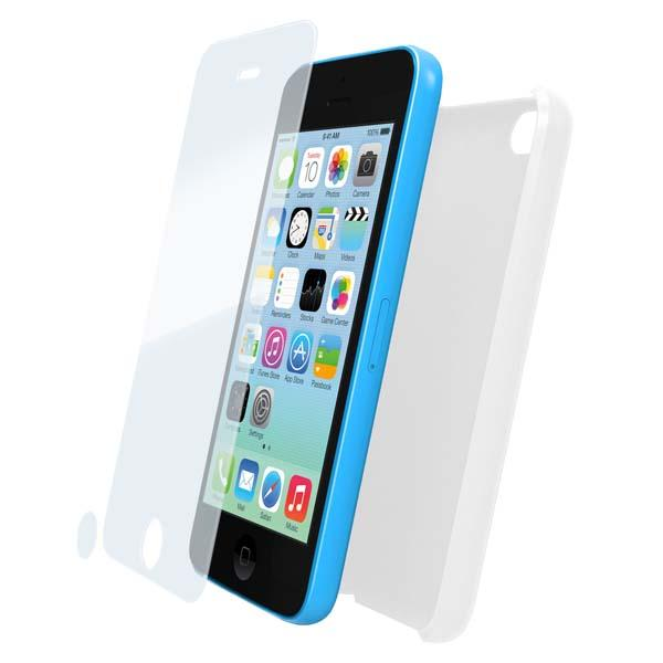 Booq Glass+Case iPhone 5c Case