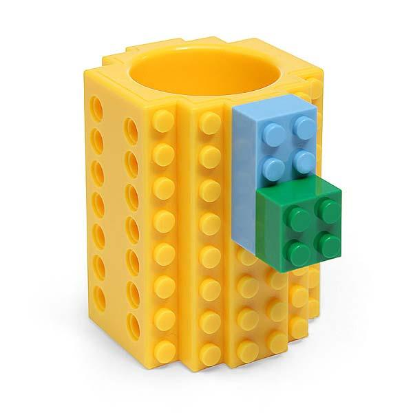 Build-On Brick Shot Glass Pack for Brick Lovers