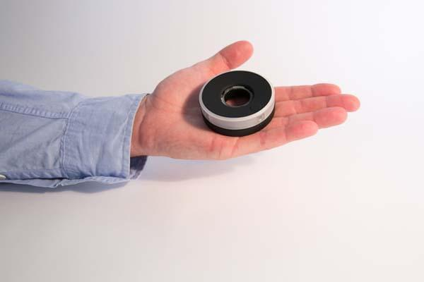 CENTR Palm-Sized Panoramic Camera