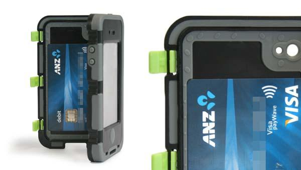 driPhone Waterproof iPhone 5 Case