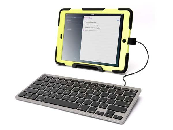 Griffin Wired Keyboard for iOS Devices