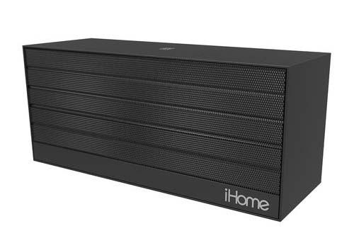 iHome iBN27 Portable Bluetooth Speaker with NFC