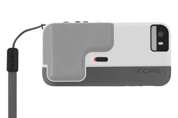 Incipio Focal Bluetooth Enabled iPhone 5s Case for Comfortable Shooting