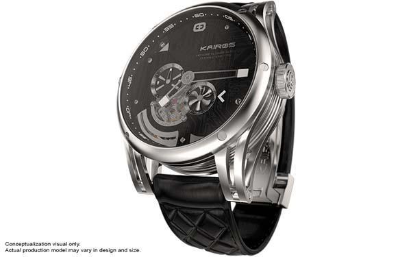 Kairos Smart Watch with Auto Mechanical Movement