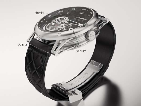 Kairos Smart Watch with Auto Mechanical Movement