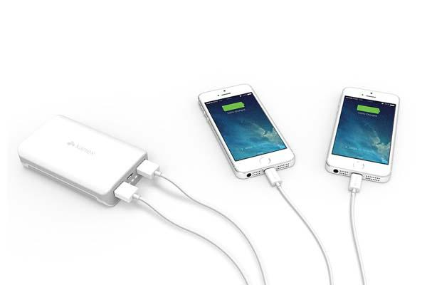 Kanex GoPower Pack Backup Battery with Phone Stand