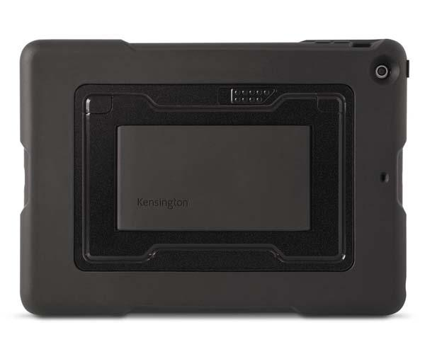 Kensington BlackBelt 2nd Degree Rugged iPad Air Case