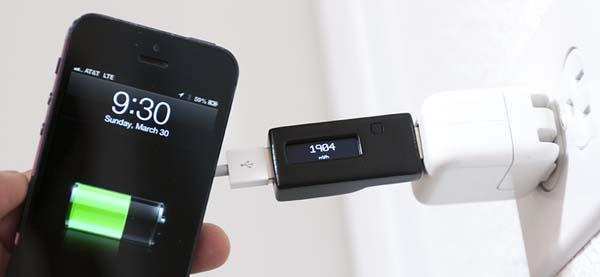 Legion Meter Lets You Charge Smartphone 92% Faster